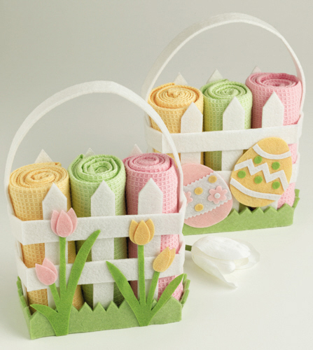 Springtime Gift Sets In Tulips Or Eggs