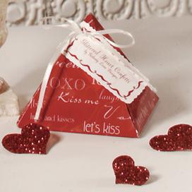 Glittered Heart Confetti, Bethany Lowe