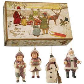 Joyous Christmas Ornaments, Bethany Lowe