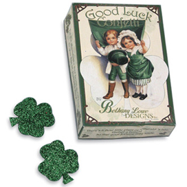 Luck  O' Irish Confetti, Bethany Lowe