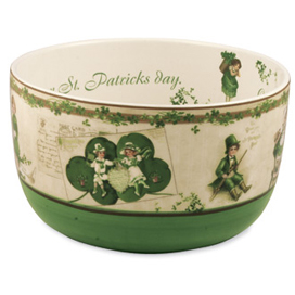St. Patrick's Day Memory Bowl, Bethany Lowe