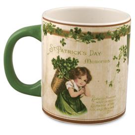 St. Patrick's Day Mug, Bethany Lowe
