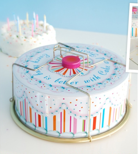 Birthday Cake Carrier, Saver