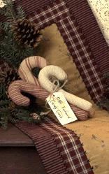 Primitive Candy Cane Bundle