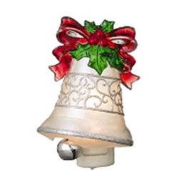 Christmas Bell Night Light
