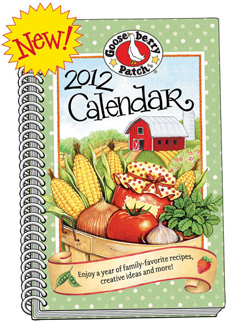 Gooseberry Patch 2012 Appointment Calendar, Free Shipping!!