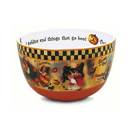 Halloween Memories Bowl, Bethany Lowe