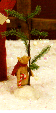 Christmas Woodland Mouse